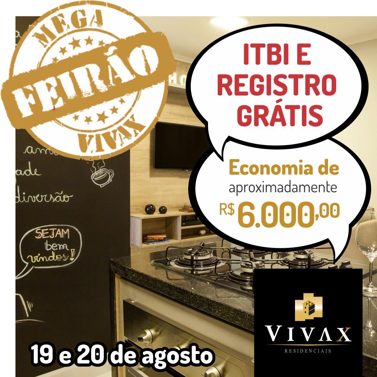 Mega Feirão Vivax - ITBI e registro grátis